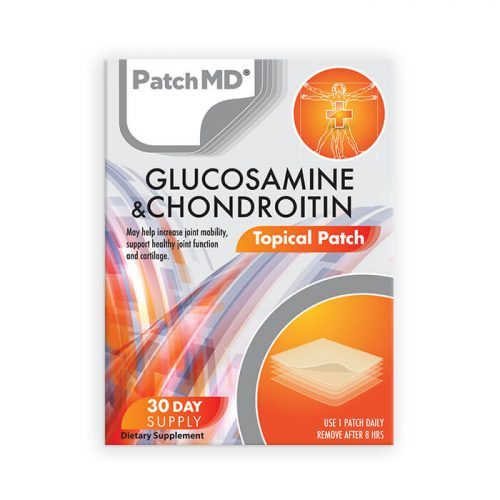 Glucosamine & Chondroitin Topical Patch (30-Day Supply)