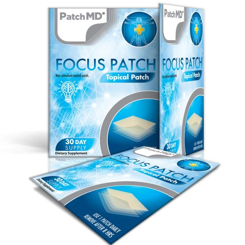 Focus Plus Topical Patch