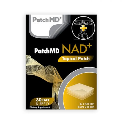 NAD Total Recovery Topical Patch (30-Day Supply)